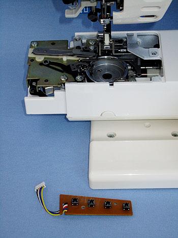 ブラザー/レナージュ(2)-2のミシン修理